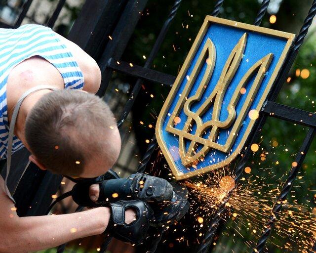 Промка на Украине в 2015 году минус 13,4%