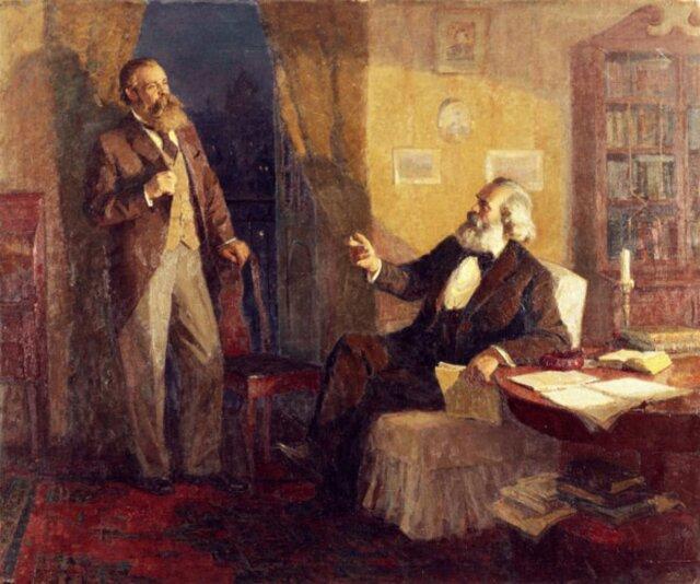 Маркс – самый читаемый экономист в университетах США
