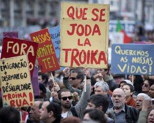 Португалия против жесткой экономии
