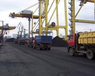 Украина отказалась от закупок угля у ЮАР