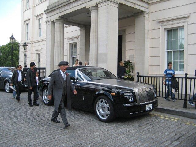 25 самых богатых людей Британии