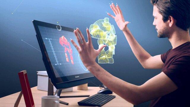 Intel и устройства дополненной реальности