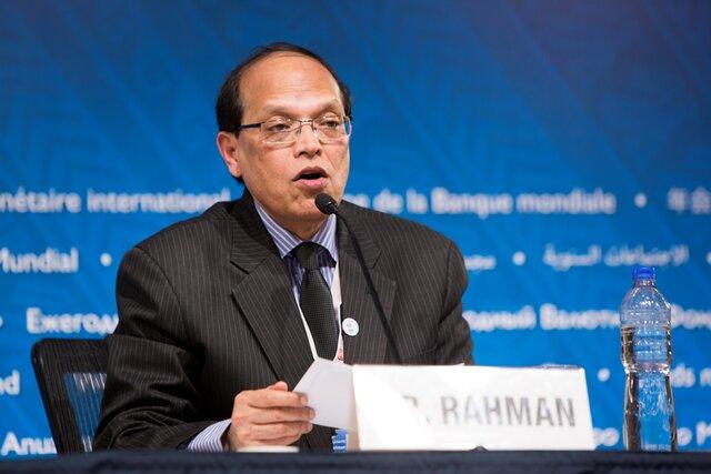 Глава ЦБ Бангладеш Атиур Рахман