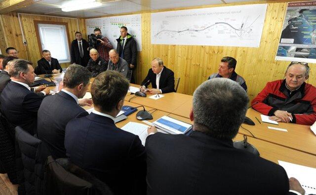 Минтранс: Керченский мост откроется для автомобилистов доконца 2018-ого года