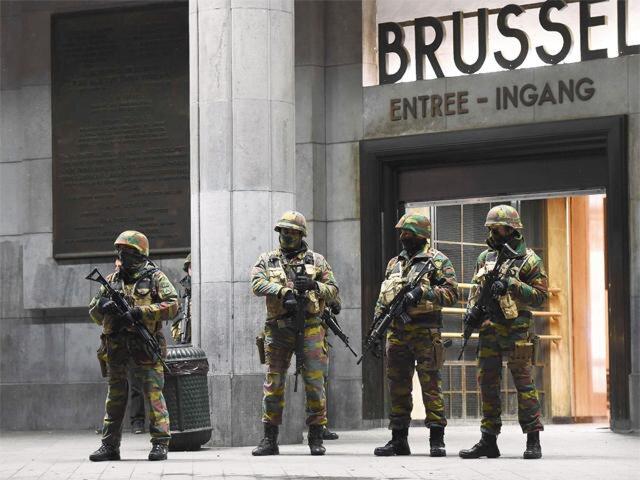 Туриндустрия ЕС пострадает из-за теракта в Брюсселе