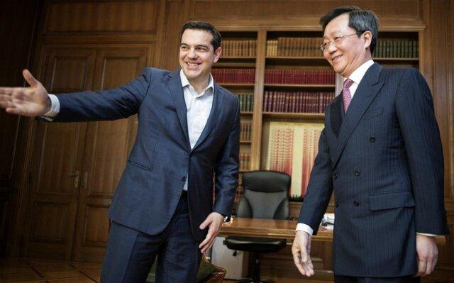 Премьер-министр Греции Алексис Ципрас рад китайским инвесторам