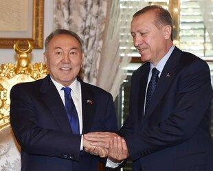 Назарбаев и Эрдоган обратились к исламскому миру