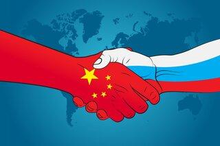 РФ и КНР–за совместную торговлю золотом
