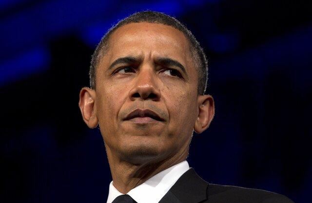 Санкции против РФ должны оставаться всиле,— Обама