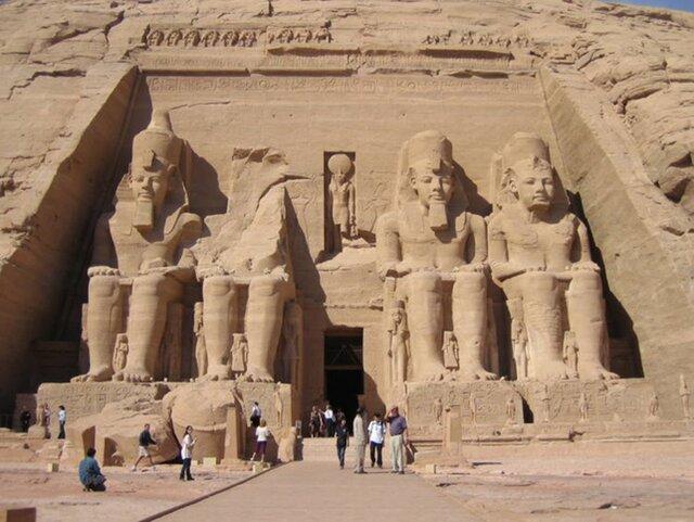 В Египте в три раза сократилась прибыль от туристов по сравнению с прошлым годом