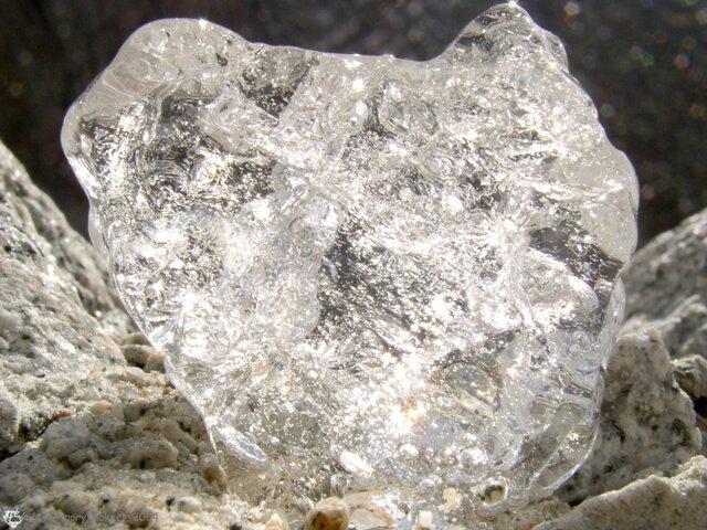 Необработанное алмазное сырье