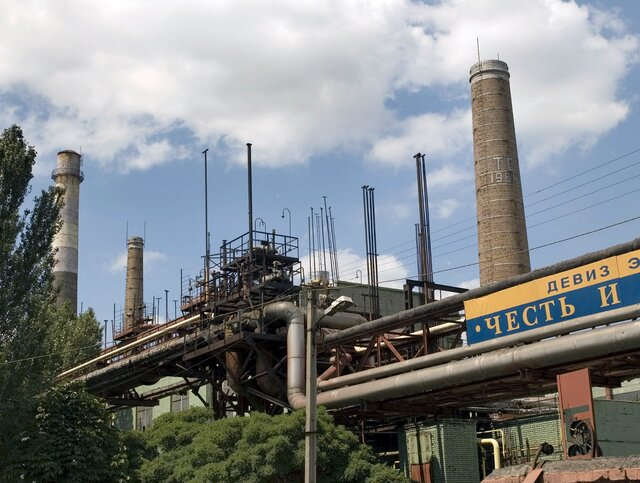 Госстат: ВВП Украины впервом квартале немного вырос