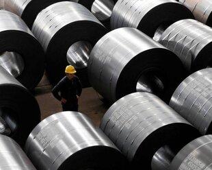 США ввели пошлину в 522% на сталь из Китая