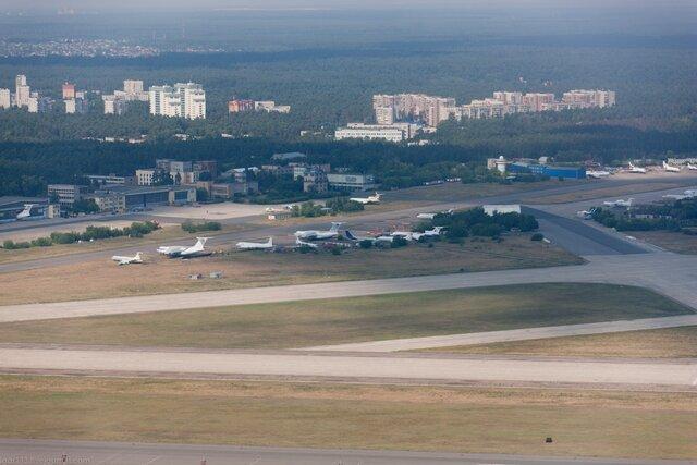 ВЖуковском сегодня откроется новый московский аэропорт