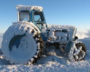 Выпуск тракторов в РФ вырос в 2015 году в 2 раза