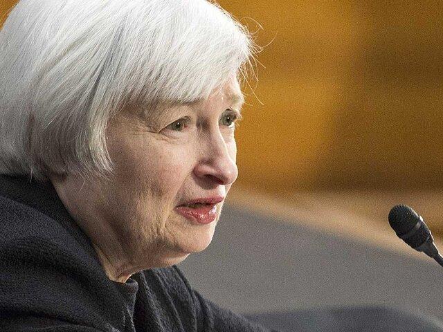 Руководитель ФРС считает уместным последующее повышение учетной ставки
