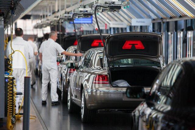 Рост промпроизводства в Германии превысил прогноз