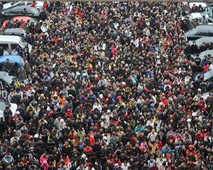 Реальная безработица в Китае почти 13%?