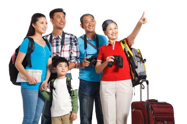 Ростуризм: число поездок граждан КНР в РФ увеличилось в этом году более чем на 60%