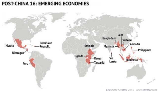 Послекитайские экономики