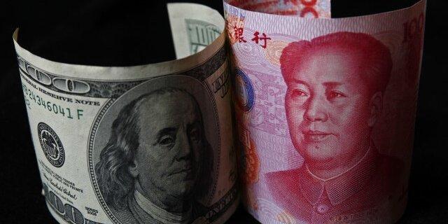 Китай отреагировал на Brexit и девальвировал юань