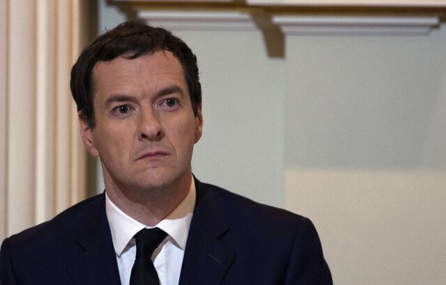 George osborne haircut