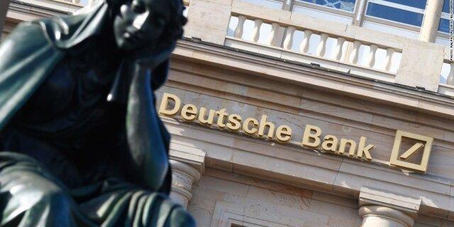МВФ: Deutsche Bank - крупнейший риск в мире финансов
