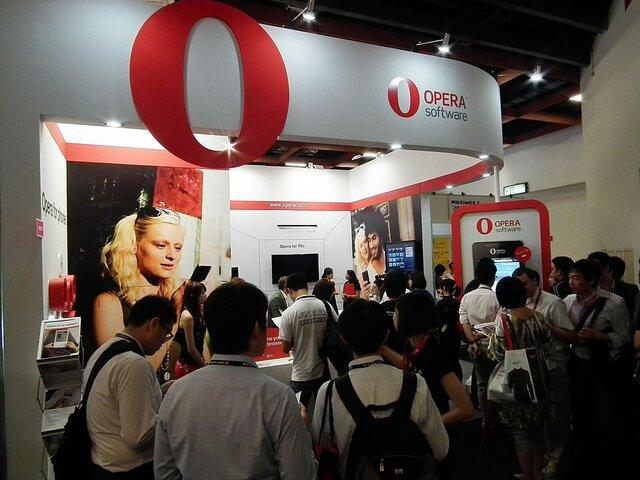 Китайцы покупают Opera Норвежская компания получит 600 млн долларов исменит имя