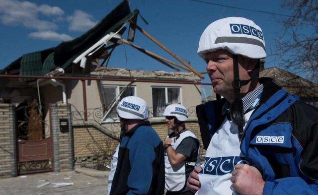 Миссия ОБСЕ как «крыша» для шпионов на Украине