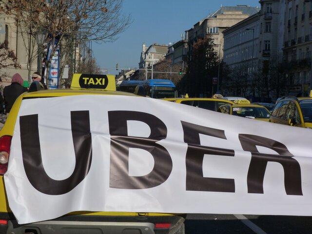Didi может купить китайское подразделение Uber