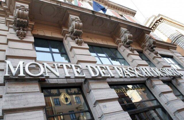 Акции Monte dei Paschi рухнули в пятницу на 13%