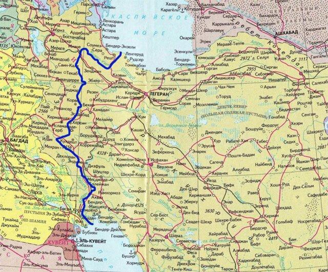 """Путин: «Вфокусе переговоров встолице Азербайджана будет коридор """"Север— Юг""""»"""