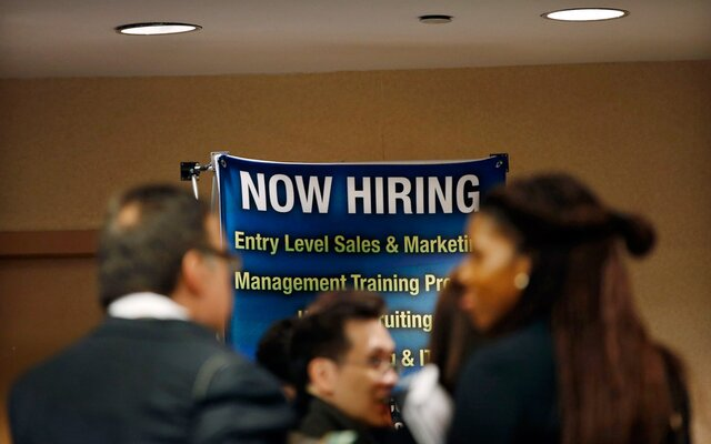 В июле в США было создано 255 тысяч рабочих мест