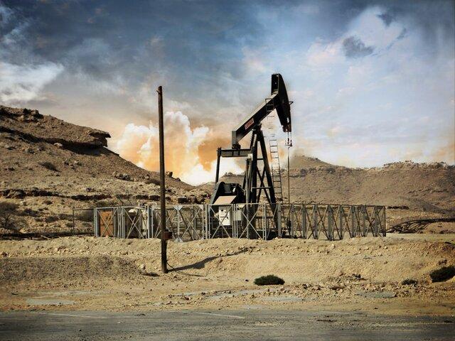Нефть марки Brent остановилась наотметке 45 долларов забаррель