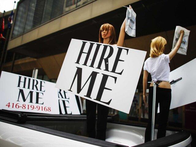 Заявки побезработице упали до266,000