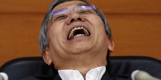 Банк Японии может купить контрольный пакет 55 крупнейших компаний страны