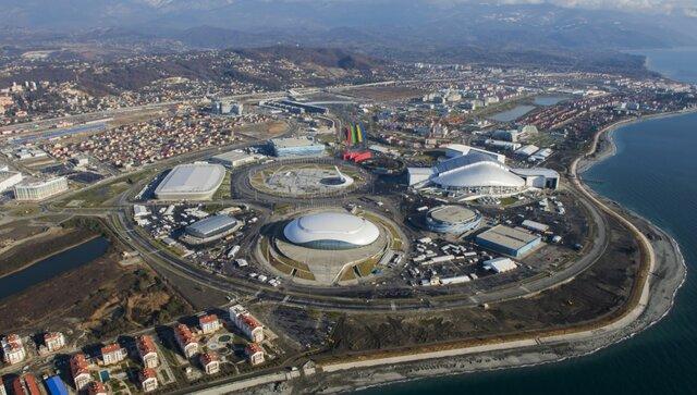 Олимпийские объекты вСочи, оказывается, строили для игорного бизнеса