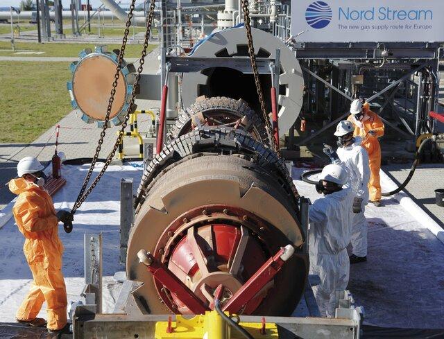 «Газпром» несмутило отношение Польши к«Северному потоку-2»