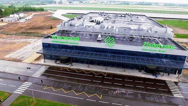Аэропорт Жуковский примет 1-ый рейс 12сентября