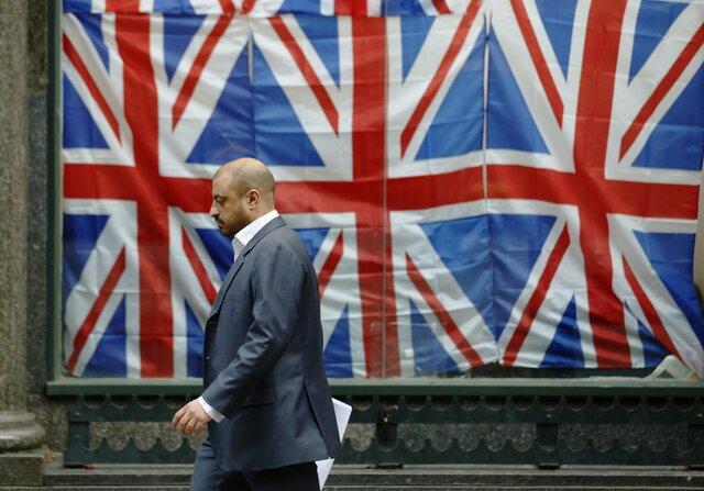 ВВП Англии пренебрегает Brexit
