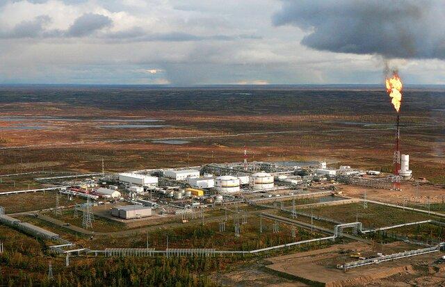 «Газпром» сократил добычу газа вянваре-июле на4,2%