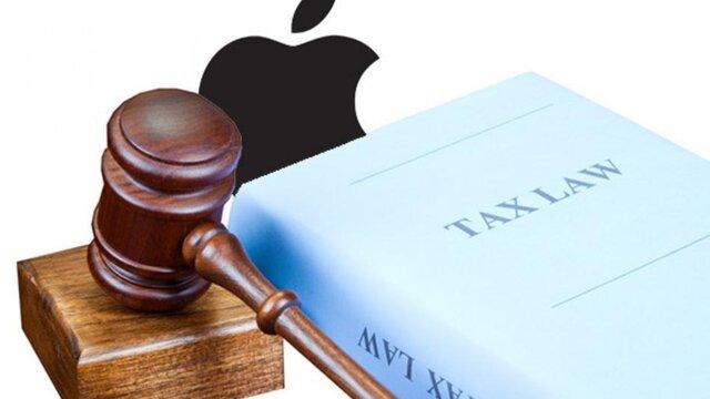 Европейская комиссия требует от компании Apple возмещения налогов на13млрдевро