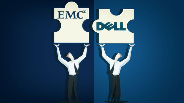 Министерство торговли Китая одобрило объединение Dell иEMC на $67 млрд