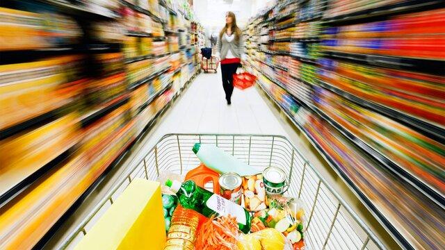 В России недельная инфляция вернулась к нулевому значению