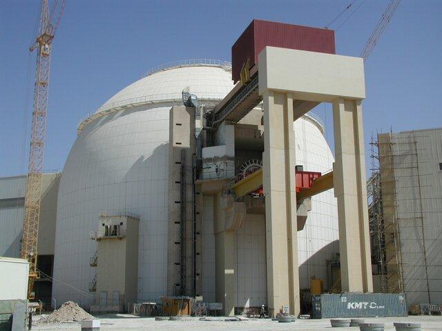 Официальный старт проекта АЭС «Бушер-2» вИране запланирован на 10сентября