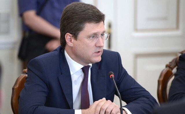 Новак обсудит свице-президентом Еврокомиссии «Северный поток 2»
