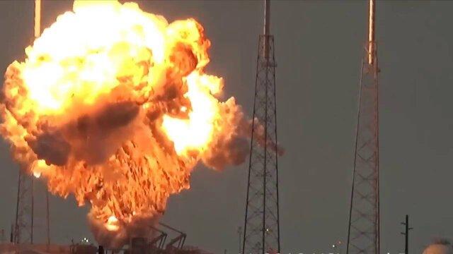 Рогозин выразил Маску поддержку всвязи совзрывом ракеты Falcon 9