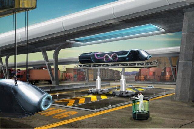 Магистраль Hyperloop Россия-Китай обойдётся в $1,5 млрд