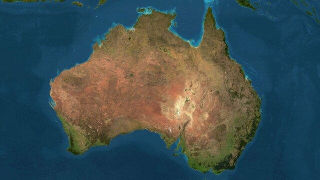 Экономика Австралии прибавила зафингод неменее 3%
