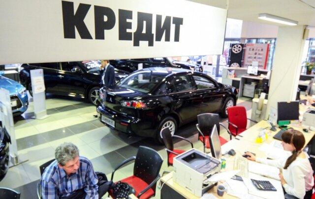 Средний размер автокредита вКалининградской области загод вырос начетверть